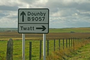Time for a bit of humour - funniest place names Speedshift past orders