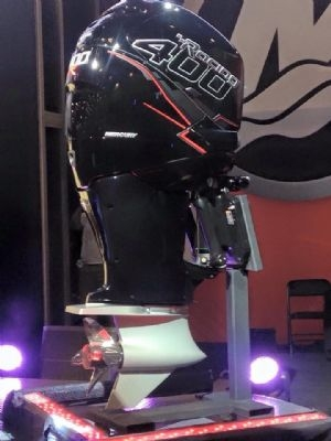 Mercury Verado 400R Outboard